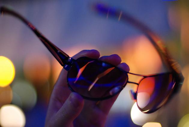 Как защитить глаза от ультрафиолета