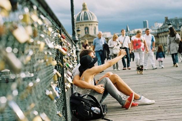 романтичные места Парижа