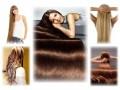 Горячие виды наращивания волос