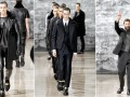 Мужская коллекция «Yves Saint Laurent» зима 2012–2013