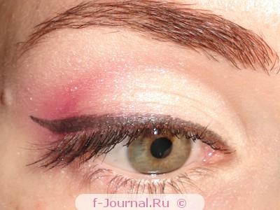 Экспресс-макияж глаз