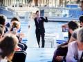 «Свадьба на воде» – мечта для настоящих романтиков!