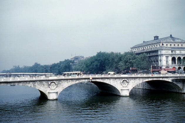 Мост Менял (Pont au Change)
