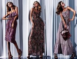 модные платья лета 2011