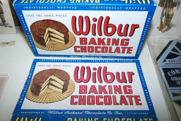 Музей шоколада (Wilbur Chocolate) в Лититце, США