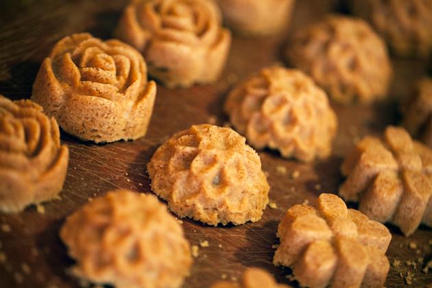 печенье песочное кулинария