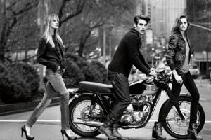 джинсы осень 2011