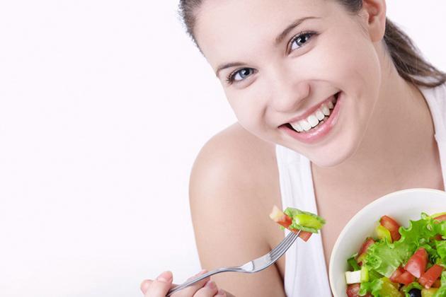 Правильный режим питания при похудении