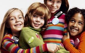 Модные дети