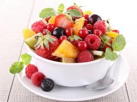 летние десерты из ягод