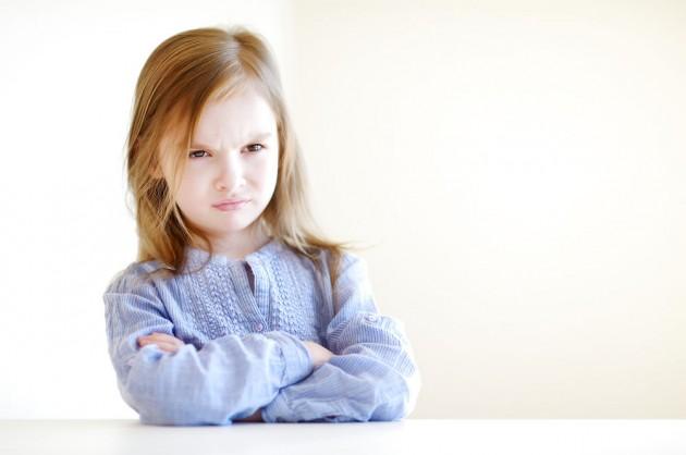 Перепады настроения у ребенка