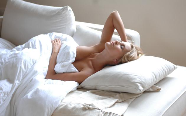 Похудение во время сна