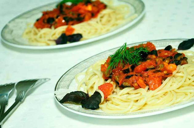 Итальянские соусы к пасте
