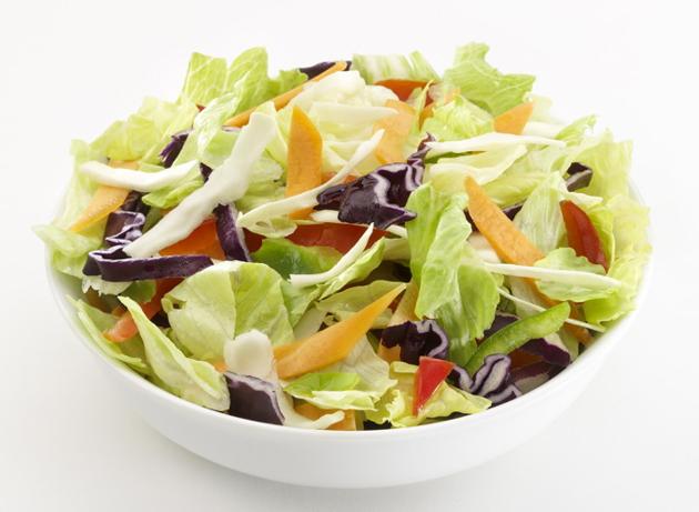 Правила составления салатов