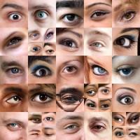 Форма глаз и характер человека