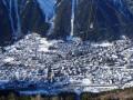 Шамони — один из лучших зимних курортов Франции