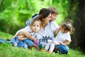 Родительская любовь и ребенок