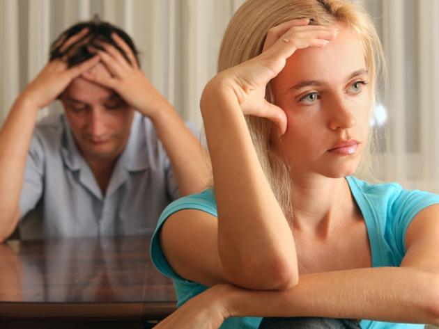 В семейных парах сейчас обостряются давние конфликты