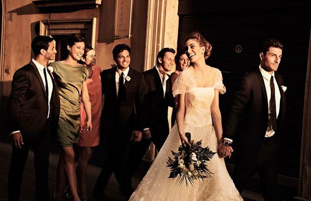 Национальные особенности итальянской свадьбы