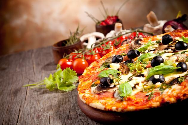 История пиццы