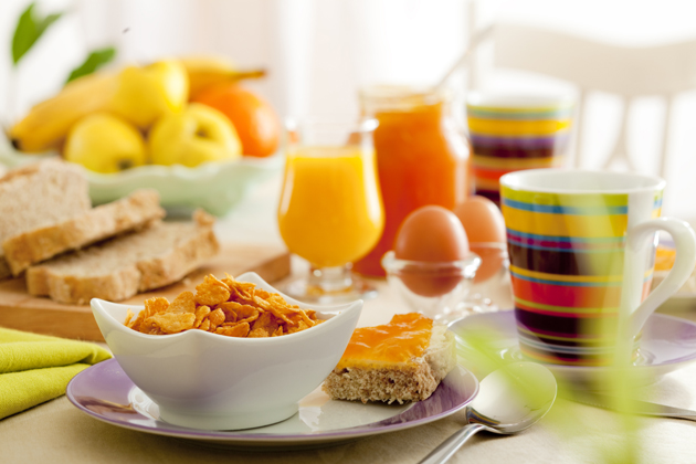 Что едят на завтрак