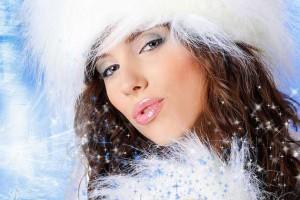Уход за кожей лица осенью и зимой