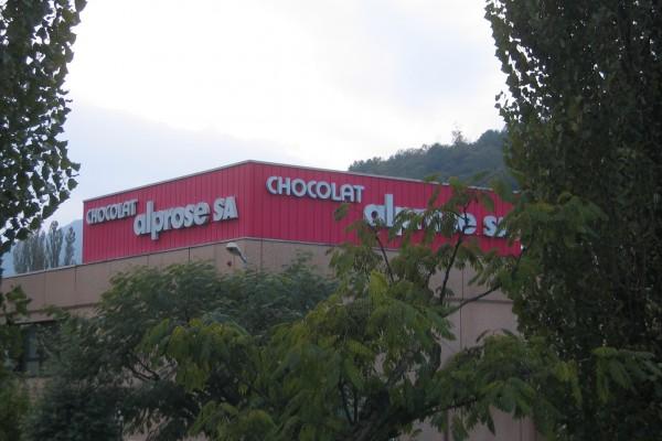 Музей шоколада (Alprose Schokolade-Museum) в Каслано, Швейцария