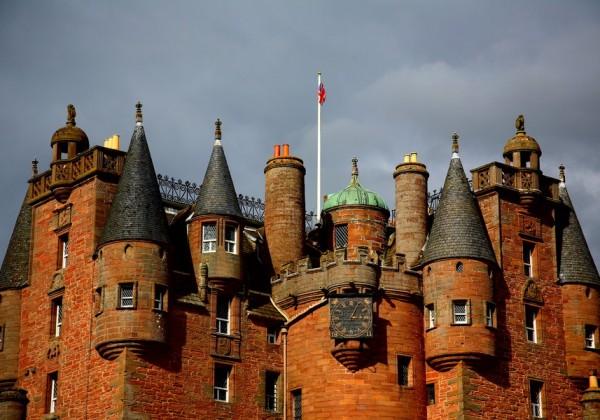 "Замок Глэмис ""Glamis Castle"""