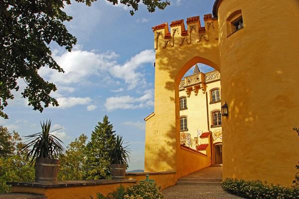 Замок Хоэншвангау