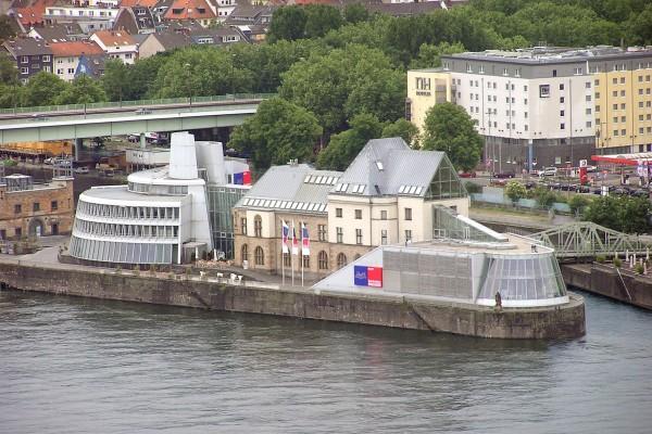 Музей шоколада (Schokoladenmuseum) в Кельне, Германия