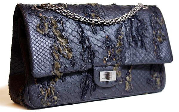 chanel - женская сумка осень 2011.