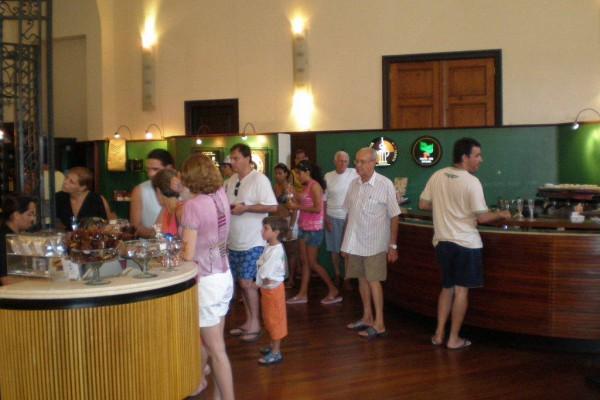 Музей кофе в Сантосе, Бразилия