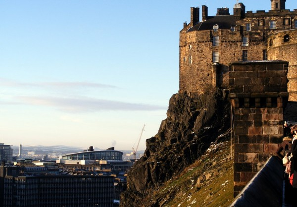 "Эдинбургский замок ""Edinburgh Castle Rock"""
