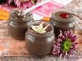 Шоколадный мусс на манке