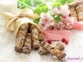 Сухое печенье с клюквой