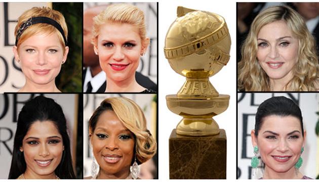 Золотой глобус 2012 - Самые худшие образы красной дорожки