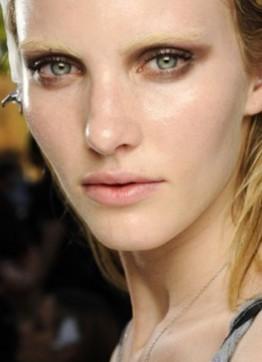 Модный макияж весна 2012 фото