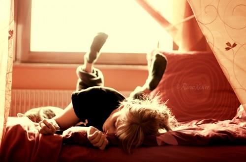 Женский сон фото