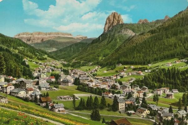 Валь-Гардена (Val Gardena)
