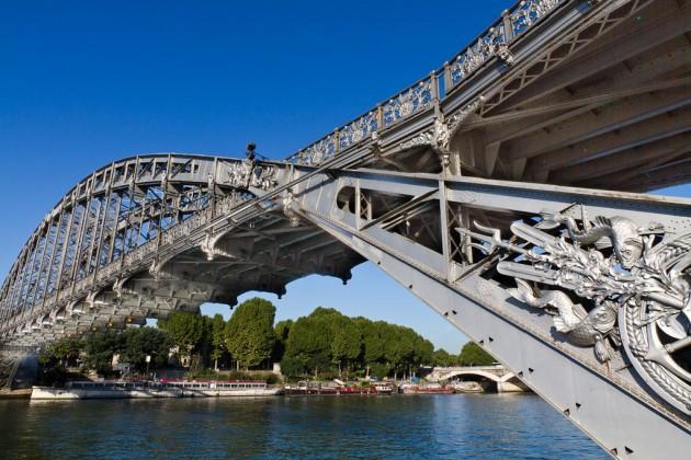 Мост Аустерлиц (Pont d'Austerlitz)