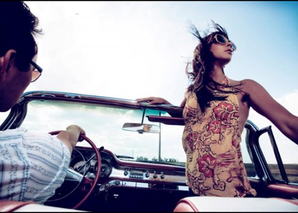 Солнцезащитные очки фото