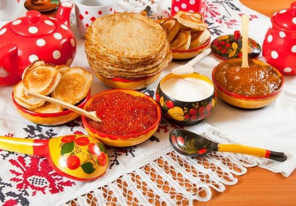Русский завтрак