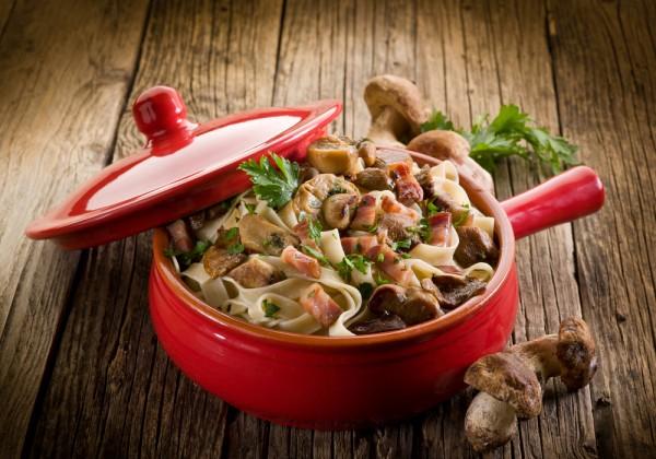 Белые грибы - рецепты