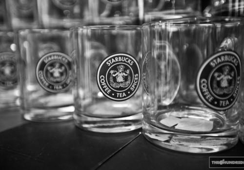 Первый магазин Starbucks 1971