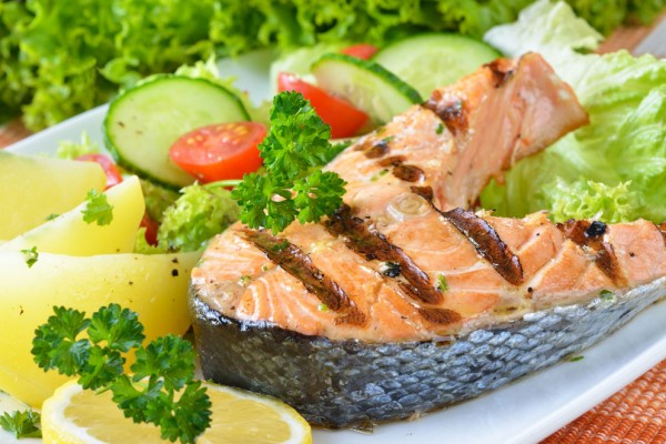 Рецепты из красной рыбы