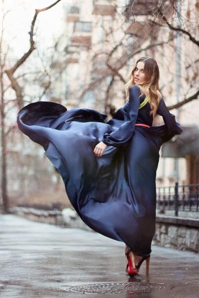 Платье на День святого Валентина