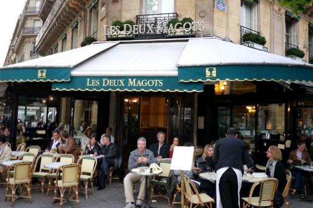 Кафе «Два маго» (Cafe Les Deux Magots)